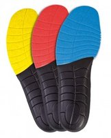 HAIX Insole PerfectFit Safety Wide - gelb